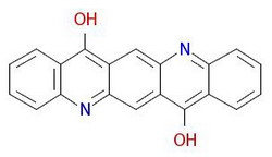 Ang pigment-violet-19-Molecular-Structure