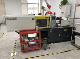 injection melling machine
